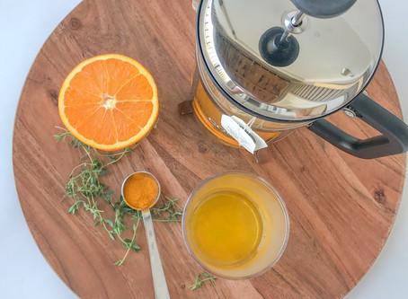 Immunity Wellness Tea and its benefits.