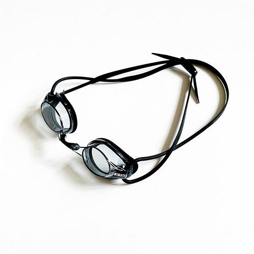 黑色平光泳鏡|Black flat goggle