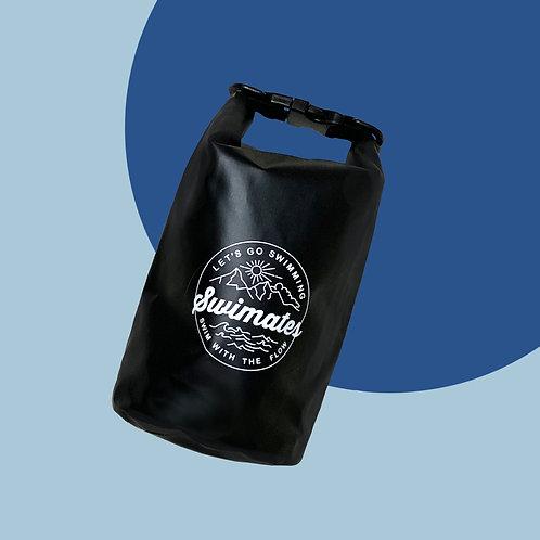 黑色 3L 防水袋|Black 3L waterproof drybag