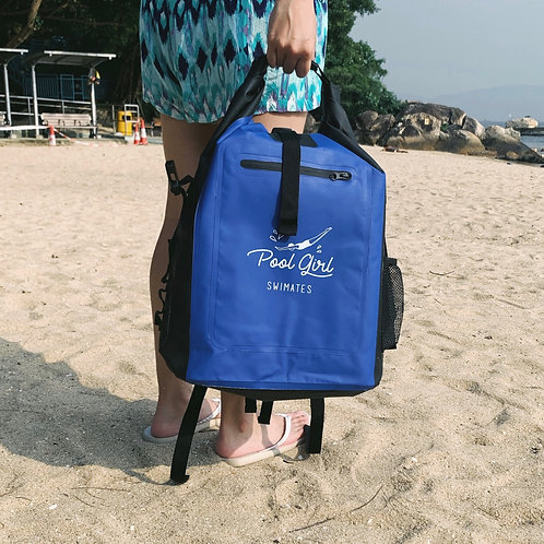 22L 藍色防水背包|Blue 22L waterproof backpack