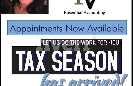 Tax Season appointment