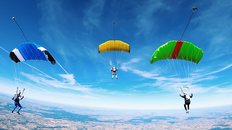 Skydiving Informational Call