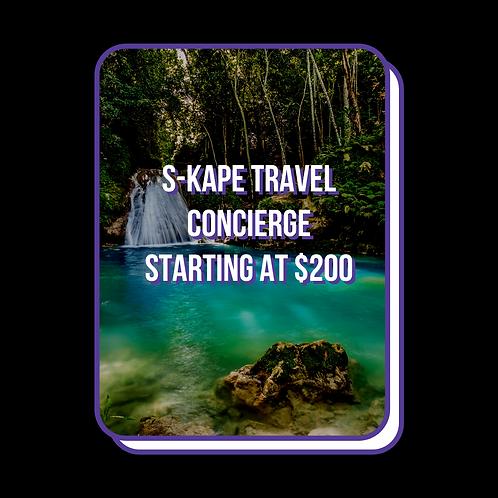 S-Kape Travel Concierge