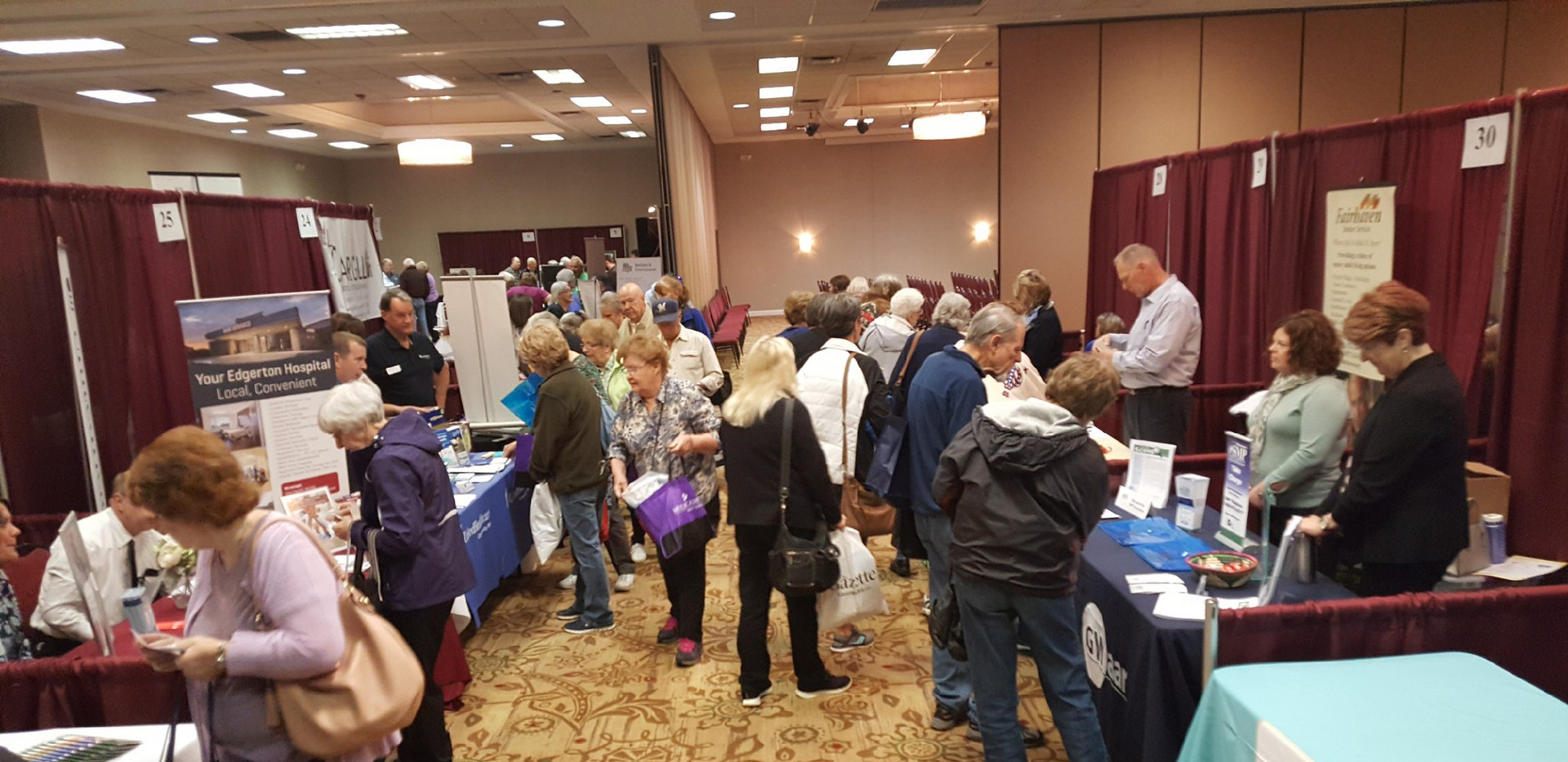 2019 17th Annual 60Plus Expo