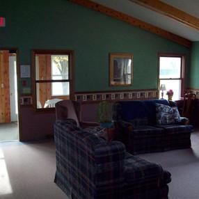 The Heartwarming House Living Room