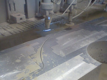 uhp-waterjet-machining-8-inch-stainless.