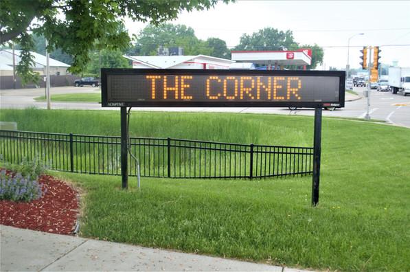 The Corner Sign