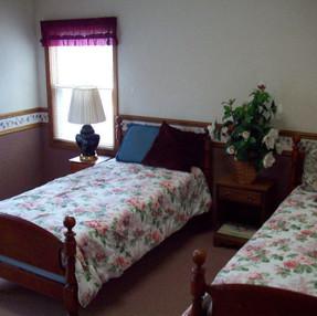 The Heartwarming House Bedroom