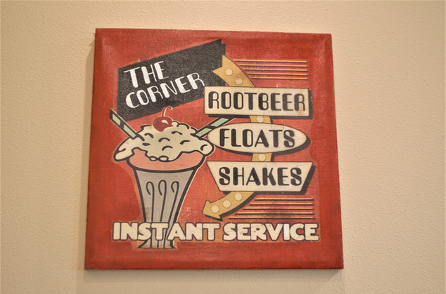 The Corner Rootbeer Floats Shakes