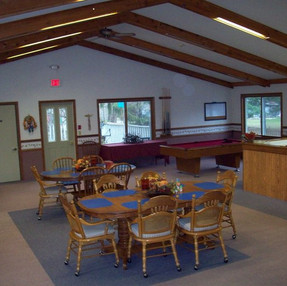 The Heartwarming House Dining Area