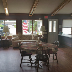 The Heartwarming House Community Room