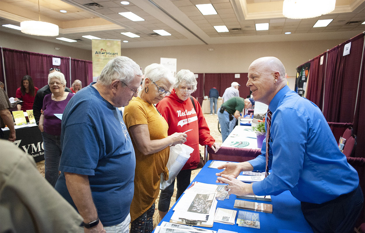 2018 16th Annual 60Plus Expo