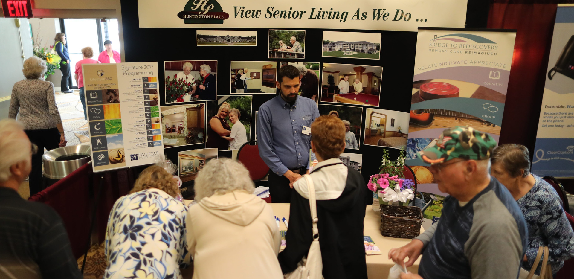 2017 15th Annual 60Plus Expo