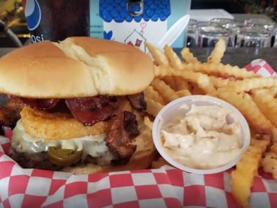 Best Burger Janesville, WI