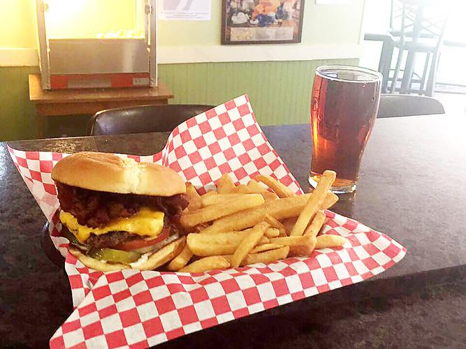 Burger and Brews