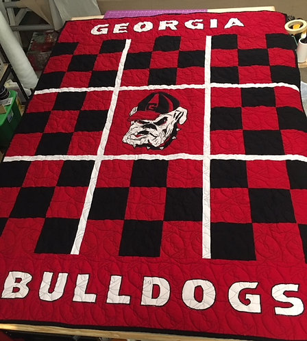 Sports Themed Quilts