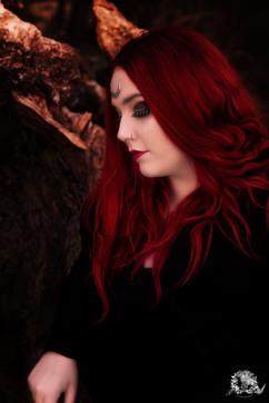Red`n´Black Rose