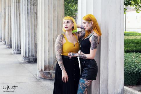 Krystina Toxyfoxy & Jacky Montana