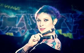 Elisa Weiß Pinselfee _ Chris Photography