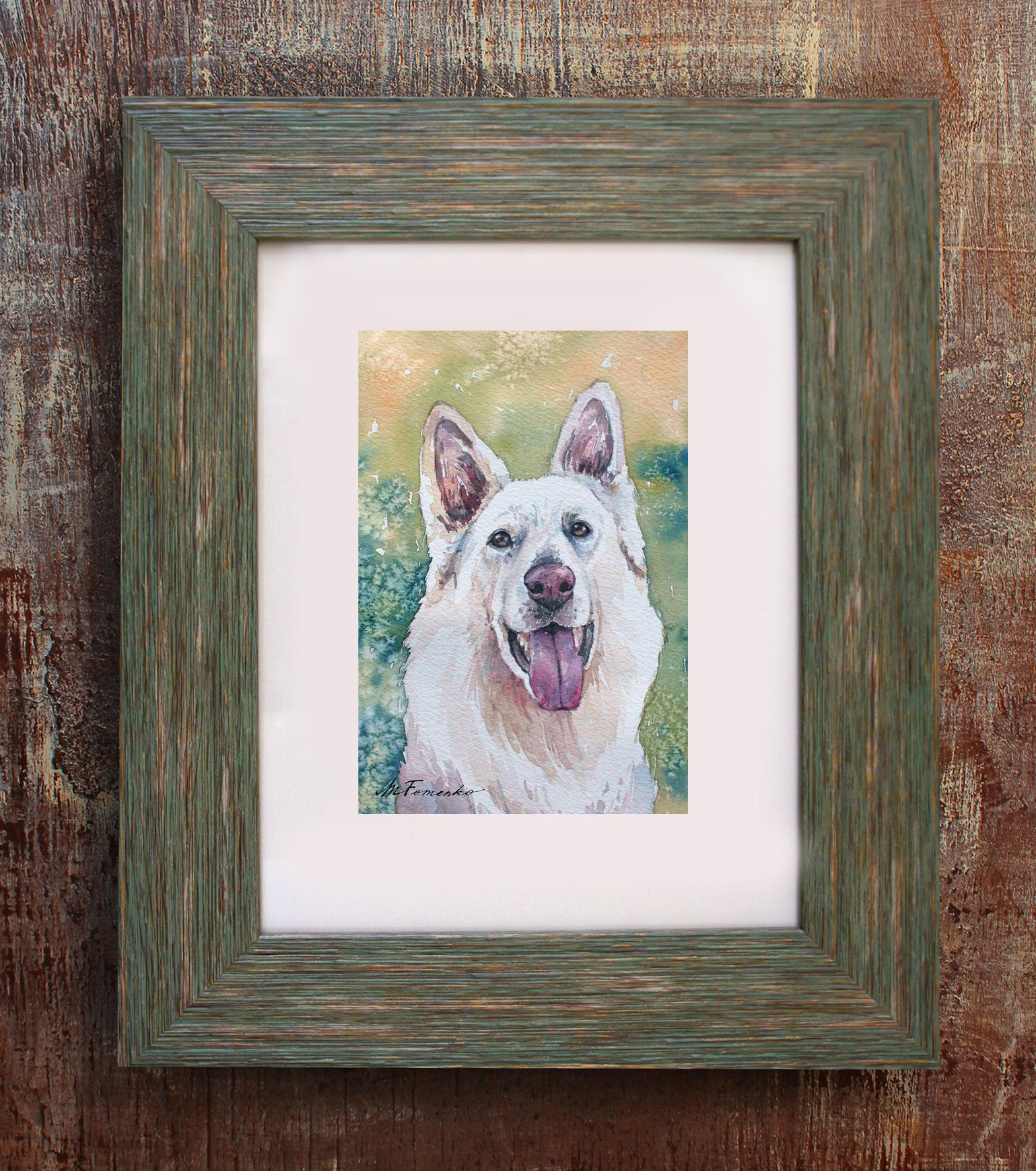 framed luka