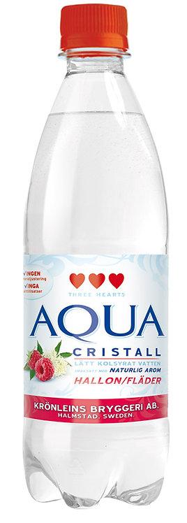 Aqua Cristall Hallon/Fläder 50cl
