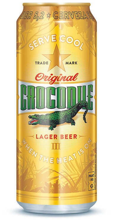 Crocodile 5.2% 50cl