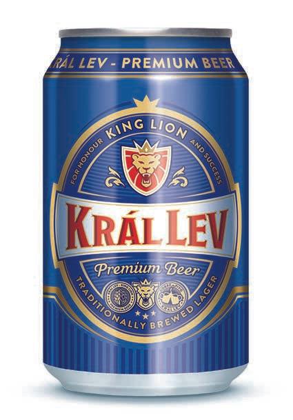 Král Lev Pivo 5,0%