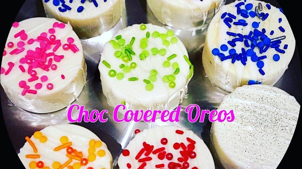 Dipped Oreo Cookies (6 ct)