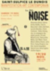 affiche de la du-NOISE / selon l'expression.jp