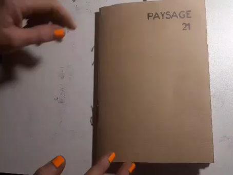 cahier filmé - paysage 21
