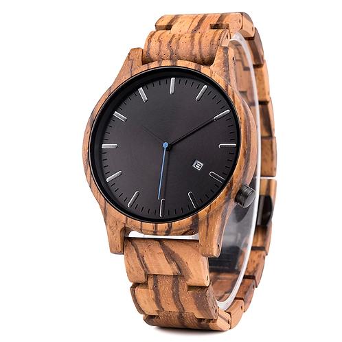 Часы Woodee Oriente Zebrano