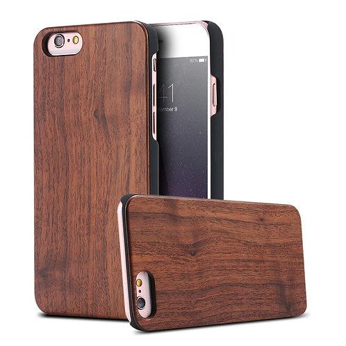 Деревянный чехол для iPhone 5 5S SE