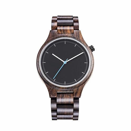 Часы Woodee Neon-line