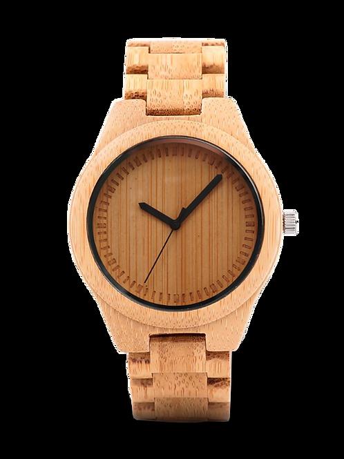 Часы Woodee Noble Tree с деревянным браслетом