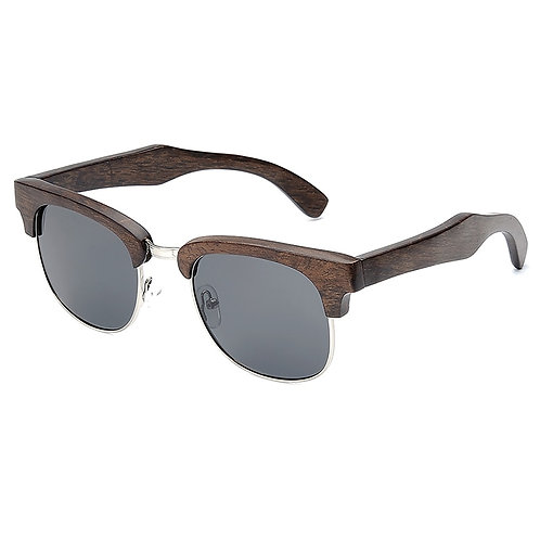Деревянные очки Woodee California