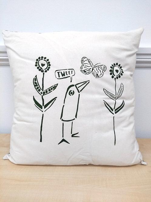 Tweety Bird Cushion