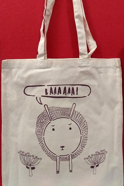Organic Cotton Bag - Sheep