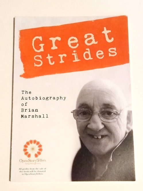 'Great Strides' Autobiography of Brian Marshall