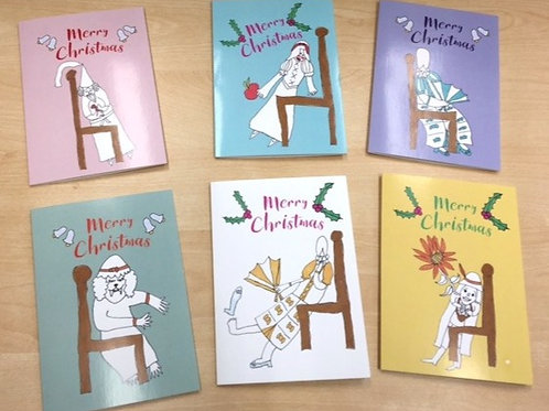 Christmas Card Packs
