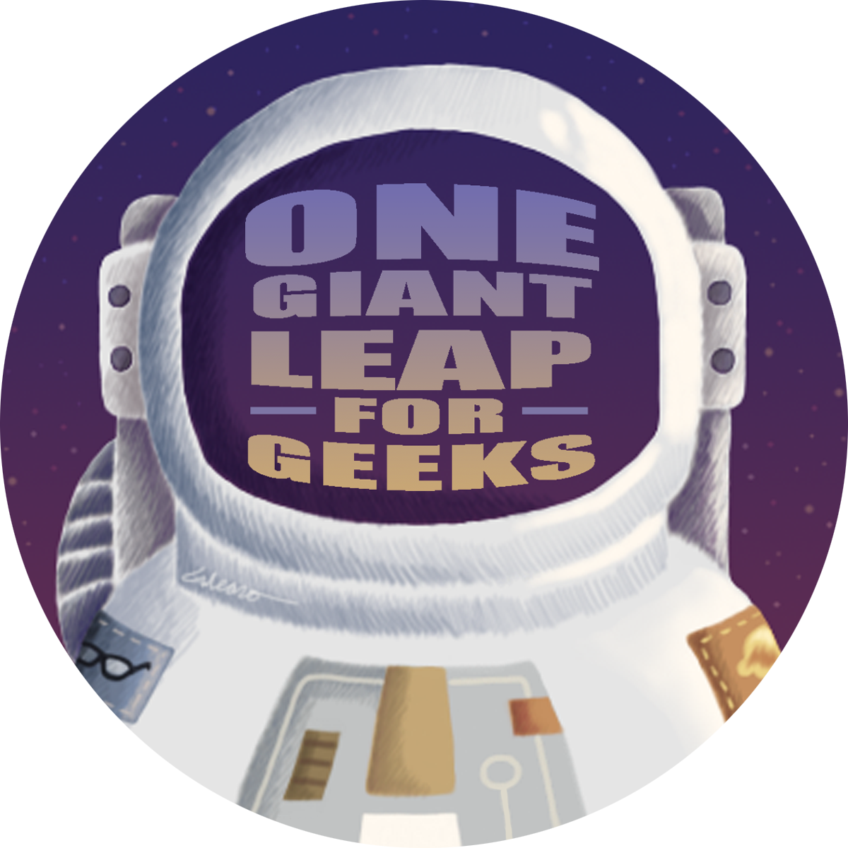 One Giant Leap for Geeks