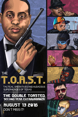 The T.O.A.S.T.
