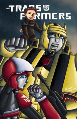 The Transformers: Arcee & Bumblebee