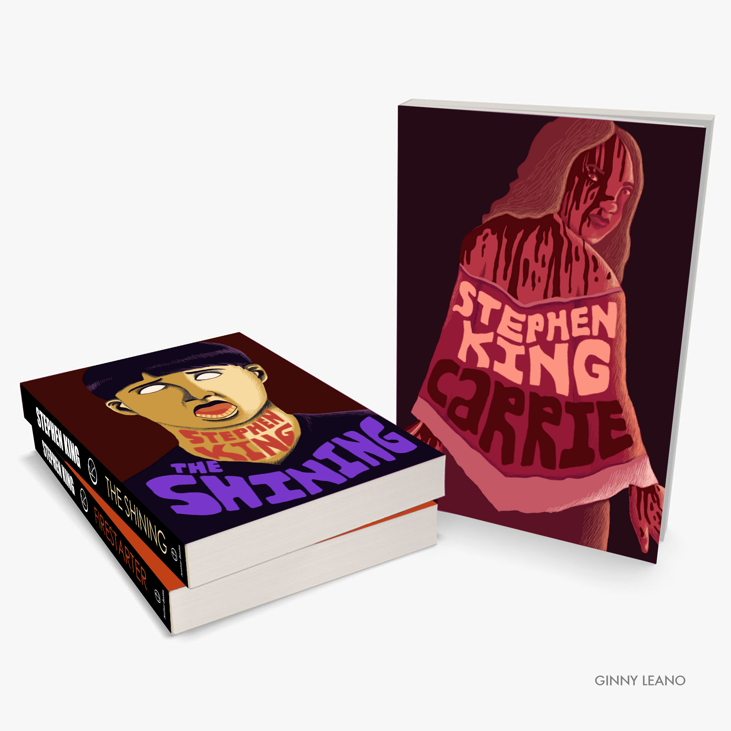 Stephen King Book Series