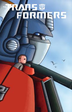 The Transformers: Optimus Prime