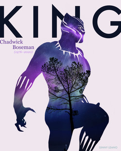 Ode to the King: Tribute to Chadwick Boseman