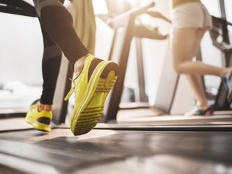 運動して痩せましょう