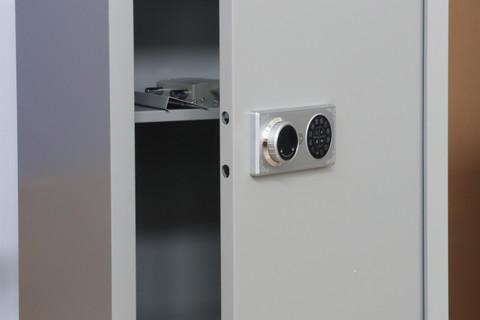 Large locker lock