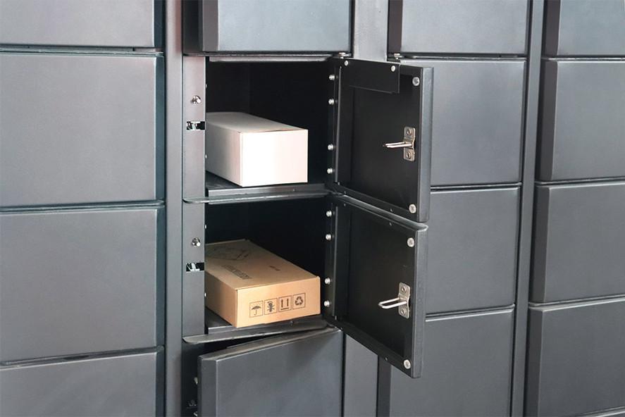 parcel locker lock