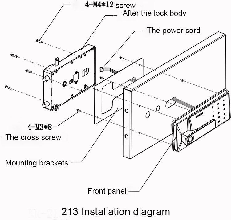 Cabinet lock installation.jpg