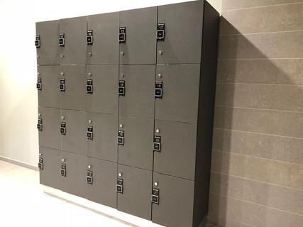 Custom password cabinet lock